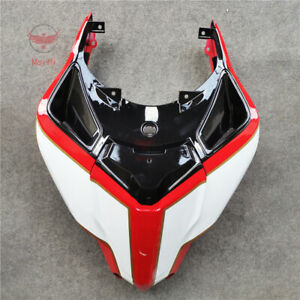 Bodywork Rear Fairing Hugger Tail seat Cowl Fit For 07-12  Ducati 848 1098 1198