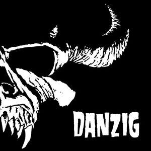 Danzig Self Titled 12x12 Album Cover Replica Poster Gloss Print