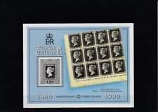Turk & Caicose postfris 1990 MNH block 89 -  Black Penny 150 Jaar (X770)