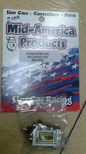 Mid America Condor Motor Balanced 16D New in Package