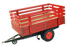 Hay Trailer - MADE IN CZECH REP.