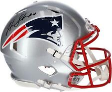 Josh Gordon New England Patriots Autographed Riddell Speed Authentic Helmet