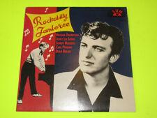 "ROCKABILLY JAMBOREE VARIOUS ARTIST 10"" EX ROCKABILLY"