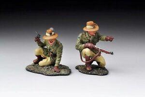 THOMAS GUNN WW 1 ALH001 Australian Light Horse Officer Command Set MIB