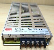 24V 3A MeanWell MW Schalt Netzteil DC Trafo power supply driver PSU Netzgerät 3D