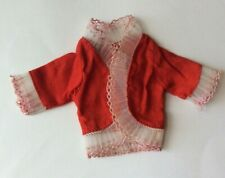 Attractive Jacket - ruler in photos - vintage dolls clothes