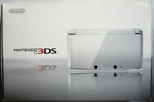 Nintendo 3DS: Ice White Hand-Held Console [Japanese Import] [Boxed & Complete]