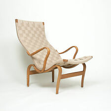 Bruno Mathsson Pernilla Lounge Chair Karl Mathsson Sweden Herman Miller Knoll