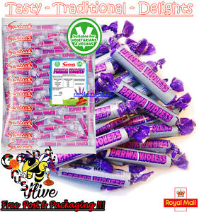 1 - 1000 Swizzels PARMA VIOLETS Candy Sweets Retro Kids Sweet - Cheapest on eBay