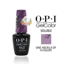 OPI Gel Color Soak Off Soluble Nail Polish - I62 ONE HECKLA OF A COLOR