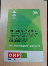 ORF-Karte 5 Jahre freigeschaltet bis 8/2026