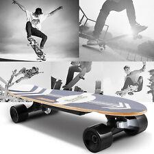20km/h E-Skateboard Elektro Skateboard Longboard mit Fernbedienung 350W 100KG DE