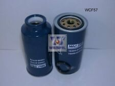 WESFIL FUEL FILTER FOR INFINITI FX30D 3.0L V6 CRD 2012-on WCF57