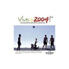Vive O 2004: The Feelgood Soundtrack to Euro 2004 [Universal] by Various Artists (CD, Jun-2004, Universal Distribution)