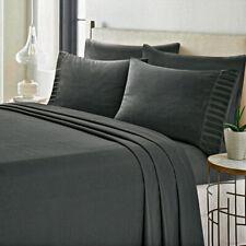 Bamboo Egyptian Comfort Hotel Luxury 6 Piece Soft Deep Pocket Bed Sheet Set