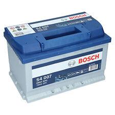 Bosch S4 007 12V 72Ah 680 A EN Autobatterie Starterbatterie ersetzt 70Ah 75Ah