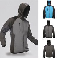 REGATTA X-PRO LUMEN Mens Reflective Stretch Soft Shell Hooded Showerproof Jacket