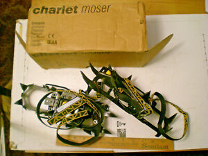 Charlet Moser Crampons With Box