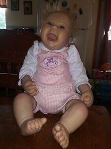 Sandy Faber Reborn Doll