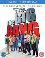 The Big Bang Theory - Season 10 [Blu-ray] [2017] [DVD][Region 2]