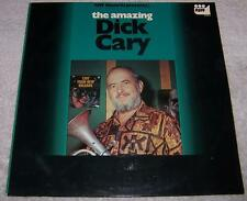 The Amazing Dick Cary LP/ Record Riff trumpet Jazz