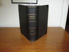 1855 Harper's Magazine, Herman Melville, Thackeray, Tobacco, 372 Illustrations