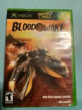 XBOX - Blood Wake - CASE ONLY