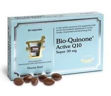 Pharma Nord Bio-quinona Q10 Súper (30mg) 60 cápsulas CoQ10