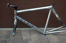Klein Q Pro Carbon Frameset,  Large (58), Silver