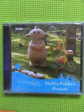 In The Night Garden:Makka Pakka's Present CD New+Sealed BBC Audio Story+Songs