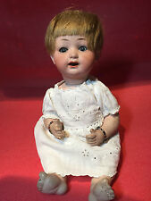 "ANTIQUE 12"" HEUBACH KOPPLESDORF FLIRTY EYED  BABY TODDLER 367 5/0 D.R.G.M"