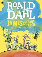 James and the Giant Peach (Colour Edition) by Dahl, Roald, NEW Book, FREE & Fast
