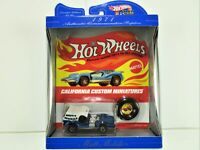 HOT WHEELS 1971 MUTT MOBILE W/ REDLINES AND COLLECTOR BUTTON NEW IN PACKAGE