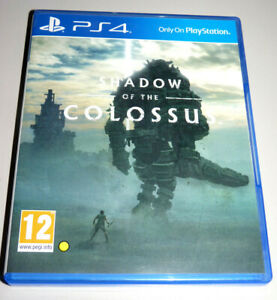 SHADOW OF THE COLOSSUS (PlayStation 4) PS4 DEUTSCH