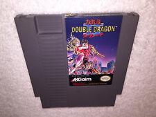 Double Dragon II (Nintendo Entertainment System 1990) NES Game Cartridge Nice~