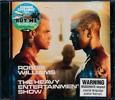 Robbie Williams The Heavy Entertainment Show CD NEW Party like A Russian