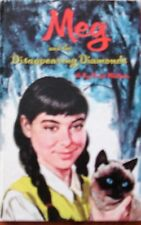 Meg and the Disappearing Diamonds by Holly Beth Walker (Hardcover 1967)