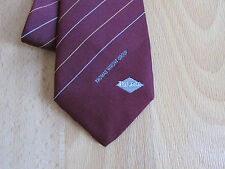 Thomas WRIGHT Group Staff / Company Issue Tie by Filaspun Bradford