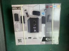 New Tone 5.1 Home Theater System Ht 7000. Brand New Factory Sealed Box 1900 New