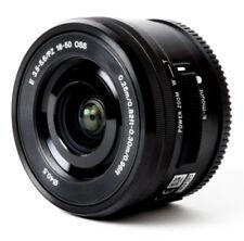 Obiettivi zoom Sony per fotografia e video con inserzione bundle