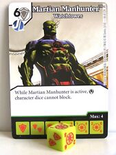 Dice Masters - #066 Martian Manhunter Watchtower - Green Arrow