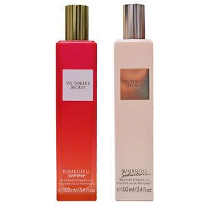 Victoria's Secret Bombshell Powder Oil 3.4 Fl Oz Body Skin Fragrance New Nwt Vs
