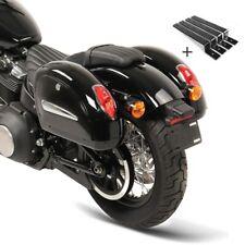 Seitenkoffer für Harley Davidson Heritage Softail Classic / 114 MGH