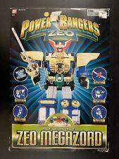 Power Rangers ZEO BANDAI Deluxe ZEO Megazord 1996 complete US SHIPPING