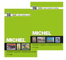 Michel Katalog Australien Ozeanien Antarktis 2016 2 Bände catalogus catalogue