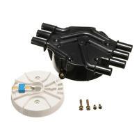DR475 DR331 Distributor Cap + Rotor 10452458 4.3L For D465 D328A Chevrole