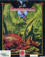 Barbarian PC classic underground lair world monster realms arcade game! FLOPPY