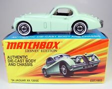 Matchbox Lesney Edition '54 JAGUAR XK 120SE w/BOX LOOSE MINT