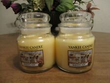 YANKEE CANDLE BAKERY AIR 14.5 OZ CANDLE LOT OF 2