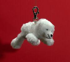 Schaffer PORTACHIAVI MOSCHETTONE orso polare Knut CONIGLIETTI 11 cm